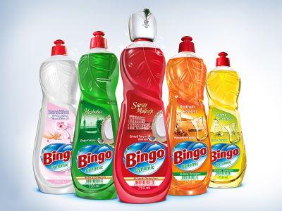 Temizlik Ürünleri Etiketler